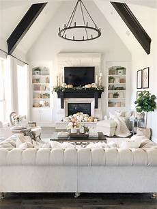 chic home decor welcoming fall home tour rustic chic style my