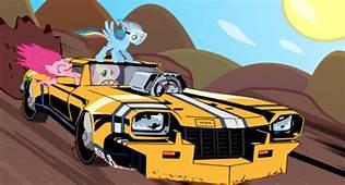 Ponies In Vehicles  My Little Pony Fan Labor Wiki
