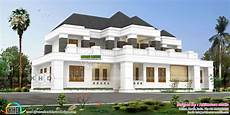 5 bedroom 3600 sq ft 3600 square feet colonial style home kerala home design