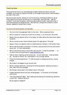 grammar worksheets ks4 24842 punctuation ks3 grammar and vocabulary key stage 3 resources