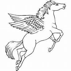 quot flying pegasus quot coloring page or print out www