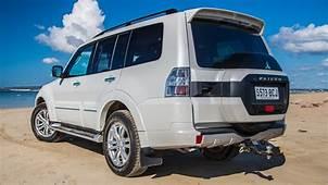 2015 Mitsubishi Pajero Review  Photos CarAdvice