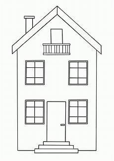 Ausmalbilder Haus Haus Zum Ausmalen Carsmalvorlage Store