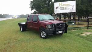 2004 Ford F 350 Dually With Flatbed  $16200 Bryan Tx