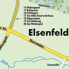 63820 bayern elsenfeld karte elsenfeld stadtplandienst deutschland