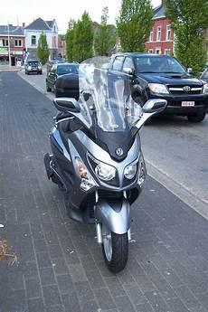 scooter sym gts 300i evo