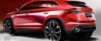 Skoda Shows First Official Sketches Of The China Only