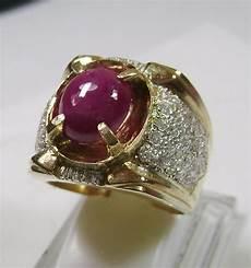 cincin batu permata ruby birma zp 01 toko batu permata perhiasan permata cincin permata