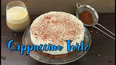 Cappuccino Selber Machen - cappuccino torte backen schnelle kaffeetorte selber