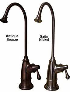 air in kitchen faucet tomli designer air gap ro faucet antique bronze touch on kitchen sink faucets