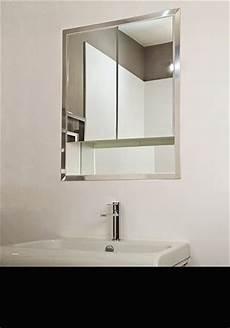 recessed bathroom mirror cabinets in wall mirror cabinets
