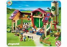 Playmobil Malvorlagen Bauernhof Neuer Bauernhof Mit Silo 5119 A Playmobil 174 Deutschland