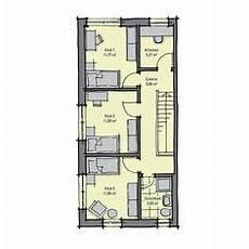Grundriss Einfamilienhaus Schmal Mit Klinker Fassade