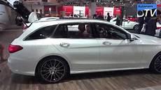 2015 mercedes c 250 t modell 204hp detailed tour