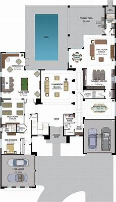 vanderbilt housing floor plans vanderbilt grande 1st floor with images home design