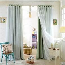 les doubles rideaux autant de belles id 233 es archzine fr