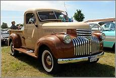 photo 1946 chevy truck chevrolet bauj1946 6 zyl