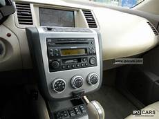 how cars run 2006 nissan sentra navigation system 2006 nissan murano 3 5 gas system fully equipped leather navigation car photo and specs