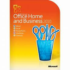 microsoft office home and business 2010 2 pc 1 user