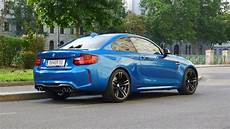 Bmw M2 Schnelles Blau Als Modefarbe Auto Derstandard