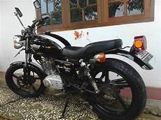Thunder Modif Japstyle by Cara Modif Thunder Jadi Style Modifikasi Motor