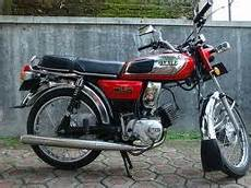 Modifikasi L2 by Yamaha L2 G L2 Motor Lawas