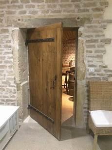 porte interieur chene porte interieure vieux ch 234 ne portes rustiques