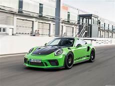 2019 Porsche 911 Gt3 Rs Weissach