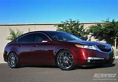 2010 acura tl rims 2010 acura tl with 20 quot 2crave n01 in chrome wheels wheel
