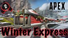 apex legends winter express event