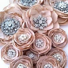 fleur tissu mariage fleurs en tissu mariage