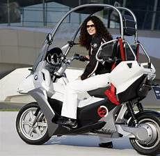 Scooter Comeback Bmw Gibt Erfolglosem Roller C1 Eine