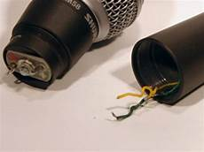 how to shure sm58 ifixit repair guide