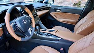 The 2019 Toyota Avalons Interior Looks Fantastic Pictures