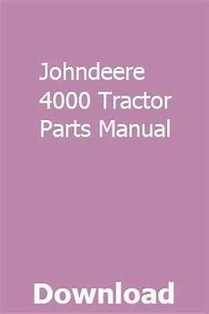 car repair manuals online pdf 1909 ford model t engine control johndeere 4000 tractor parts manual repair manuals manual tractors