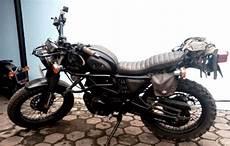 Megapro Modif Touring by Modifikasi Motor Scrambler Megapro Untuk Touring Segala