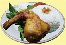 Paket Nasi Ayam Goreng Bumbu Origlinal