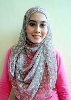 Cara Memakai Jilbab Modis Tutorial