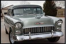 1955 Chevrolet Resto Mod Sedan 350 Ci Automatic 1955