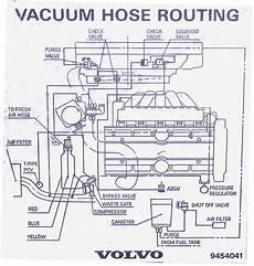 1998 volvo s90 engine diagram volvo vacuum diagrams
