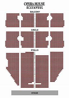 opera house manchester seating plan opera house what s on book tickets theatres online