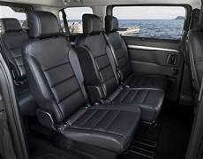 Peugeot Traveller Invitation Au Voyage Et Confort Haut