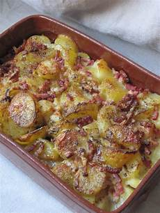 La Cuisine D Ici Et D Isca Gratin De Pommes De Terre Au
