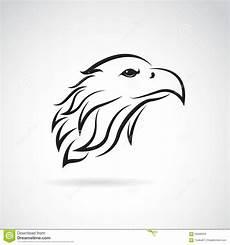 image de vecteur d une t 234 te d aigle illustration de