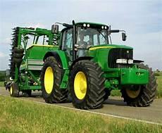 Avis 6920 Premium De La Marque Deere Tracteurs