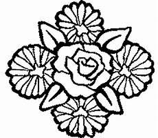 Ausmalbilder Sommerblumen Flower Coloring Printables For