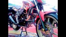 Cb Modif Touring by All New Cb 150 R Facelift Modifikasi Harian Touring Style
