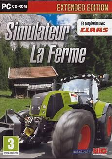 Acheter Simulateur La Ferme Jeux Vid 233 O Pc Simulation