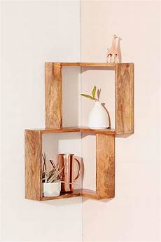 outfitters maggie corner wall shelf