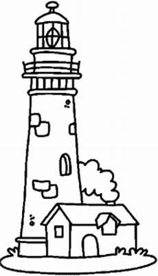 Window Color Malvorlagen Leuchtturm Leuchtturm Mit Haus Ausmalbild Malvorlage Gemischt